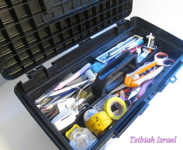 My Sewing Tool Box