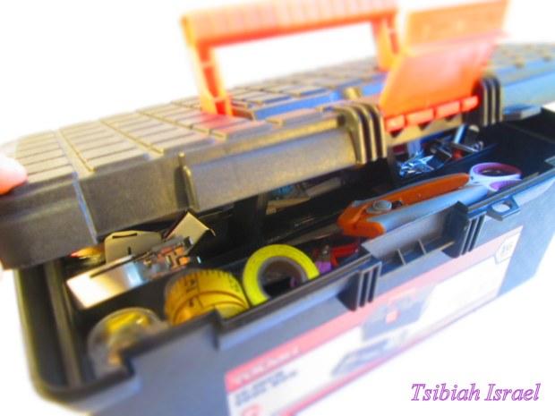 Take A Peek Into My Tool Box Sewing Kit