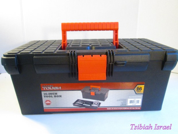 Tool Box Sewing Kit