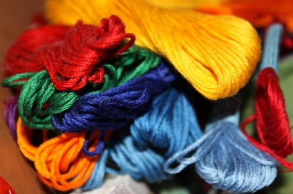 Tsibiah's Sewing School - Thread 101 - Embroidery Floss/Thread