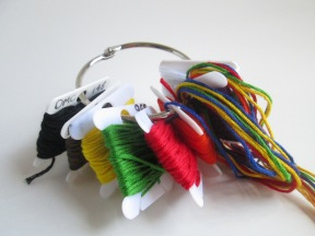 Tsibiah's Sewing School - Thread 101 - Embroidery Floss/Thread