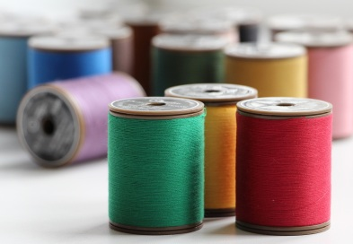 Tsibiah's Sewing School - Thread 101 - Regular Spool of Thread